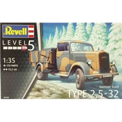 Revell 03250 1/35 German Truck Type 2,5-32