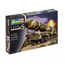 Revell 03303 1/72 Topol SS-25 Sickle