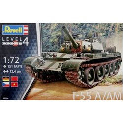Revell 03304 1/72 T-55 A/AM