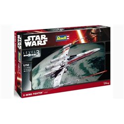 REVELL 03601 1/112 X-Wing Fighter