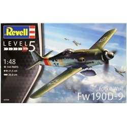 Revell 03930 1/48 Focke Wulf Fw190D-9