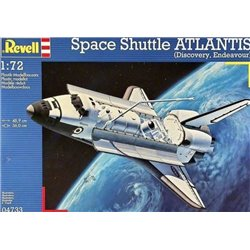 Revell 04733 1/72 Space Shuttle Atlantis (Discovery, Endeavour)