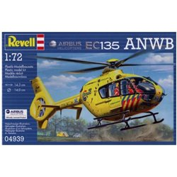 Revell 04939 1/72 Airbus Helicopters EC135 ANWB