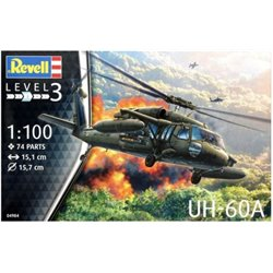 Revell 04984 1/100 UH-60A