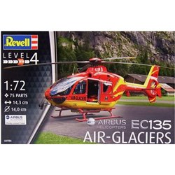 Revell 04986 1/72 Airbus Helicopters EC135 Air-Glaciers