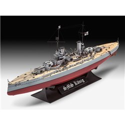 Revell 05157 1/700 WWI Battleship SMS Konig