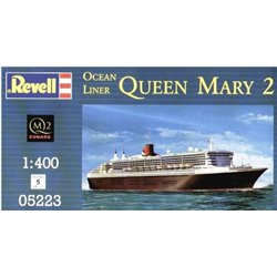 Revell 05223 1/400 RMS Queen Mary 2