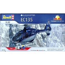 Revell 05724 1/32 Eurocopter EC 135 The Flying Bulls