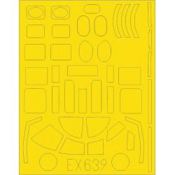 Revell 06625 1/100 Eurofighter Typhoon easykit