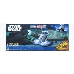 Revell 06670 1/50 Star Wars AAT (Armored Assault Tank) Easy Kit