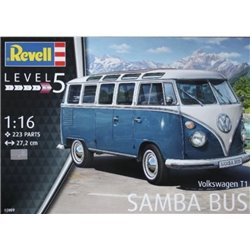 Revell 07009 1/16 Volkswagen T1 Samba Bus