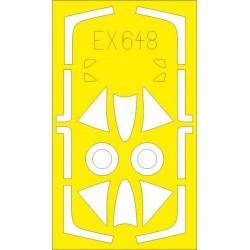 Revell 07059 1/25 2013 Camaro ZL 1