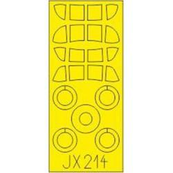 Revell 32108 Enamel RAL9011 Noir - Black Mat 14ml