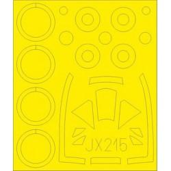 Revell 32112 Enamel RAL1018 Jaune - Yellow Gloss 14ml