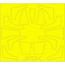 Revell 36115 Aqua Color RAL1017 Jaune - Yellow Mat 18ml