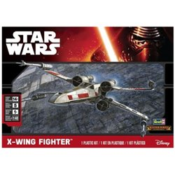 Revell 85-5091 1/48 Star Wars X-Wing Fighter Master Series