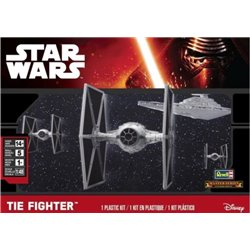 Revell 85-5092 1/48 Star Wars TIE Fighter Master Series