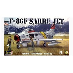 Revell 85-5319 1/48 F-86F Sabre Jet
