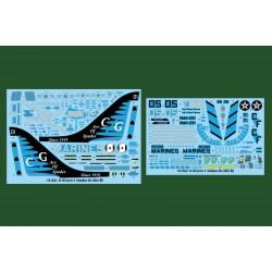 Revell 36186 Aqua Color Olive Brown Mat 18ml