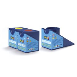 Revell 36156 Aqua Color RAL5000 Bleu – Blue Mat 18ml