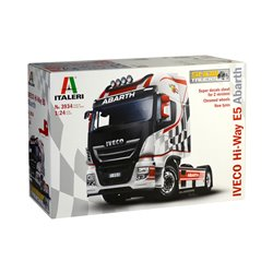 ITALERI 3934 1/24 Iveco Hi-Way E5 Abarth