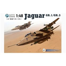 Kitty Hawk KH80106 1/48 Jaguar GR.1/GR.3