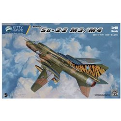 Kitty Hawk KH80146 1/48 Sukhoi Su-22 M3/M4