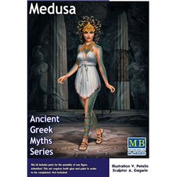 MasterBox MB24025 1/24 Ancient Greek Myths Series Medusa