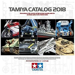 Tamiya 64413 Tamiya Catalog 2018 German / French / English / Spanish