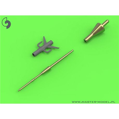 Master Model AM-48-131 1/48 MiG-31 (Foxhound) - Pitot Tube