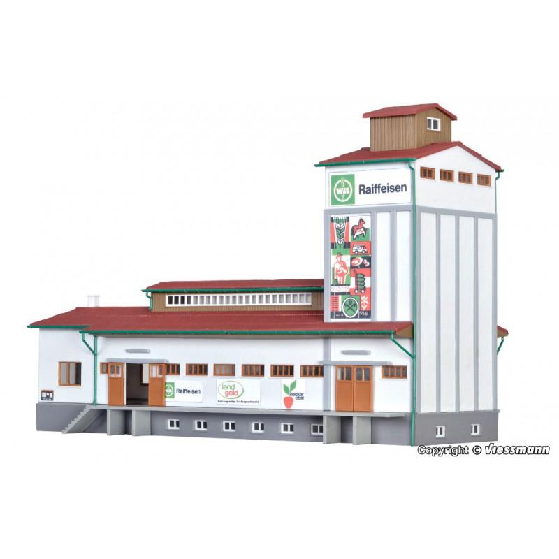 faller 131359 ho 1 87 maison avec balcon house with balcony passion 132. Black Bedroom Furniture Sets. Home Design Ideas
