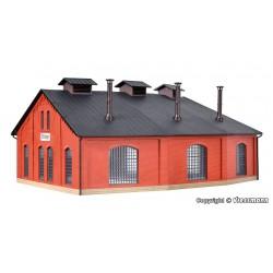 Faller 131368 HO 1/87 Grue pour ponts de conteneur - Container bridge crane