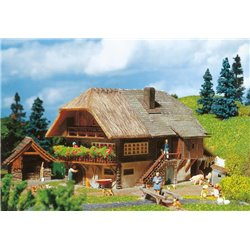 Faller 131379 HO 1/87 Ferme de la Forêt-Noire - Black Forest farmhouse
