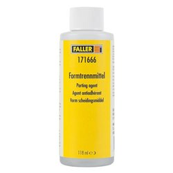 Faller 171666 Agent antiadhérent, 118 ml - Parting agent, 118 ml