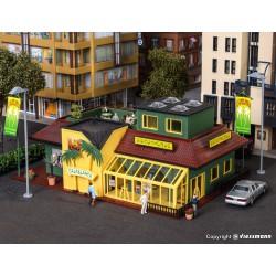 Faller 180497 HO 1/87 Petite sous-station - Small substation
