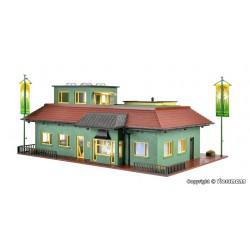 Faller 180955 HO 1/87 Bundespost Telephone booth