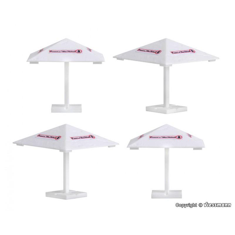 Faller 180958 HO 1/87 Clôture en fer - Iron fence