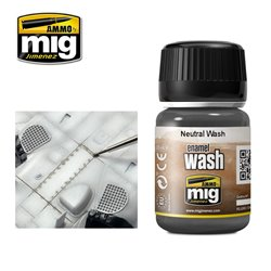 AMMO OF MIG A.MIG-1010 Lavis Neutre - Neutral Wash 35ml