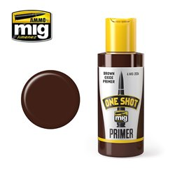 AMMO OF MIG A.MIG-2026 One Shoot Primer Brown Oxide 60ml