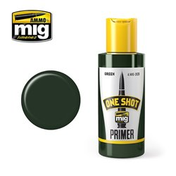 AMMO OF MIG A.MIG-2028 One Shoot Primer Green 60ml