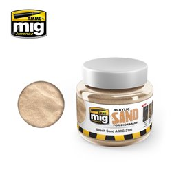 AMMO OF MIG A.MIG-2106 Sand Ground 250ml