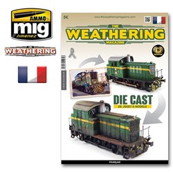 AMMO OF MIG A.MIG-4272 The Weathering Magazine 23 Die Cast Français