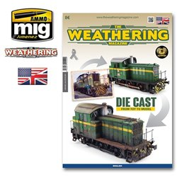 AMMO OF MIG A.MIG-4522 The Weathering Magazine 23 Die Cast Anglais