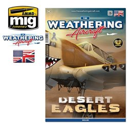 AMMO OF MIG A.MIG-5209 The Weathering Aircraft 9 Anglais