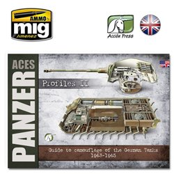 AMMO OF MIG EURO-0017 Panzer Aces Profiles Vol.2 Anglais