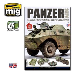 AMMO OF MIG PANZ0057 Panzer Aces N°57 Anglais
