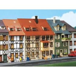 Preiser 10659 Figurines HO 1/87 Cyclistes debout s'accordant un moment de repos