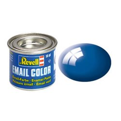 Revell 32152 Enamel RAL5005 Bleu – Blue Gloss 14ml