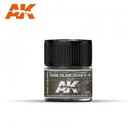 Revell 32186 Enamel RAL7008 Olive Brun – Olive Brown Mat 14ml