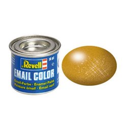 Revell 32192 Enamel Laiton - Brass Metallic 14ml